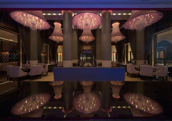 برج الحمام - المطاعم - الدوحة