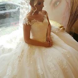 درس بيري (Dress Berry)-فستان الزفاف-القاهرة-4