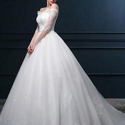 Dressia-فستان الزفاف-الدار البيضاء-5