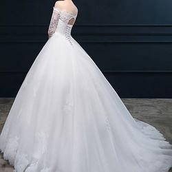 Dressia-فستان الزفاف-الدار البيضاء-6