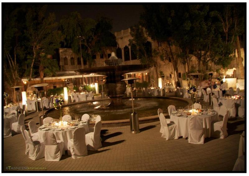 مركز فونتين للفن المعاصر - المطاعم - المنامة