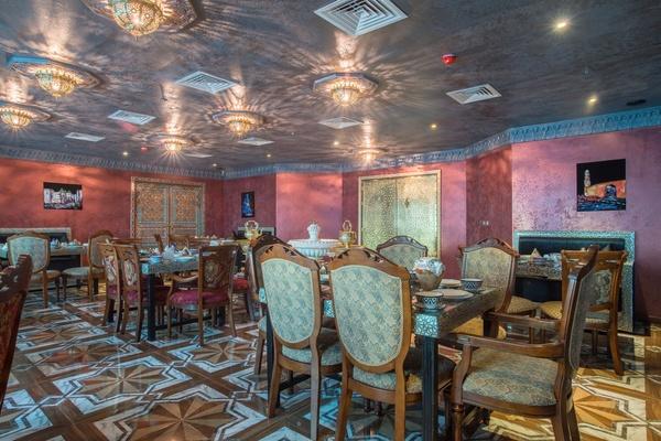 كازابلانكا - المطاعم - الدوحة