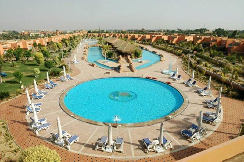 السليمانية جولف ريزورت آند سبا - الفنادق - القاهرة