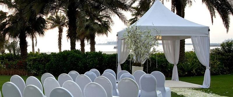 هيرلقوين - خيام الاعراس - دبي