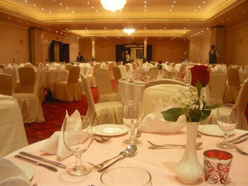 فندق مجان انتركونتينانتال - الفنادق - مسقط