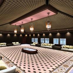 بيت النوخذة -دبي-خيام الاعراس-دبي-1