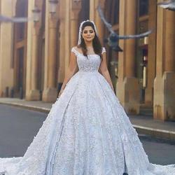 be6ad3d36984e ألبومات الصور - فستان الزفاف