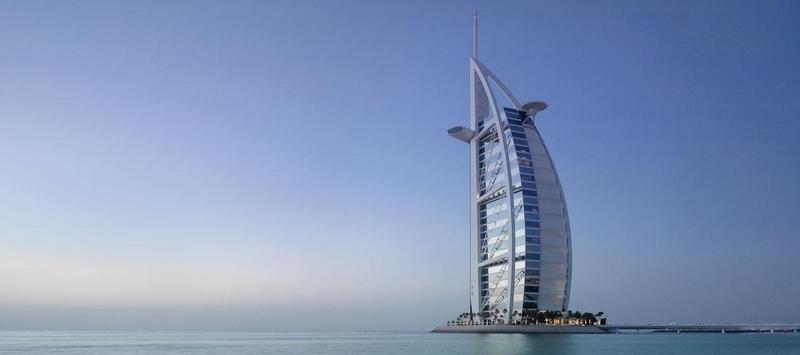 فندق برج العرب - الفنادق - دبي