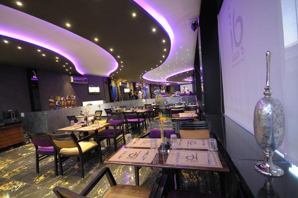 دي إيطاليا - المطاعم - القاهرة