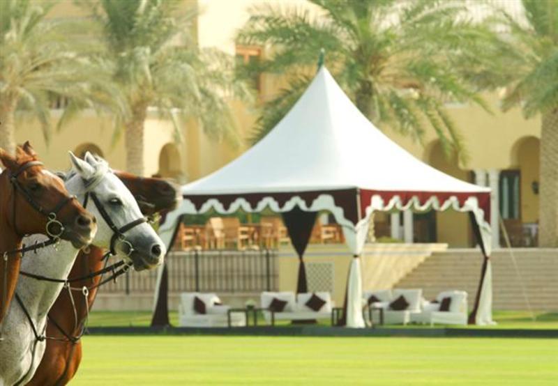نادي دبي للبولو والفروسية - الحدائق والنوادي - دبي