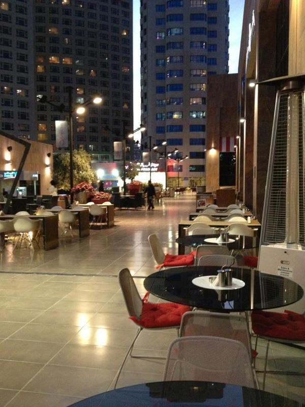 سبونز ريستورانت كومبلكس - المطاعم - مدينة الكويت