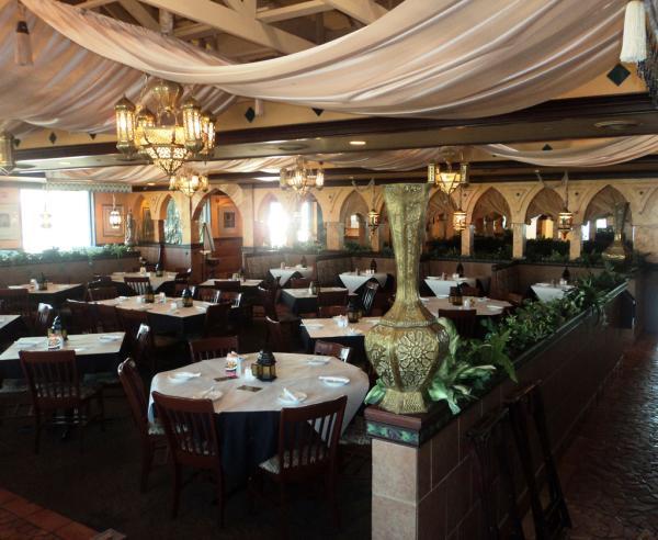 مطعم قصر النخيل - المطاعم - مدينة الكويت