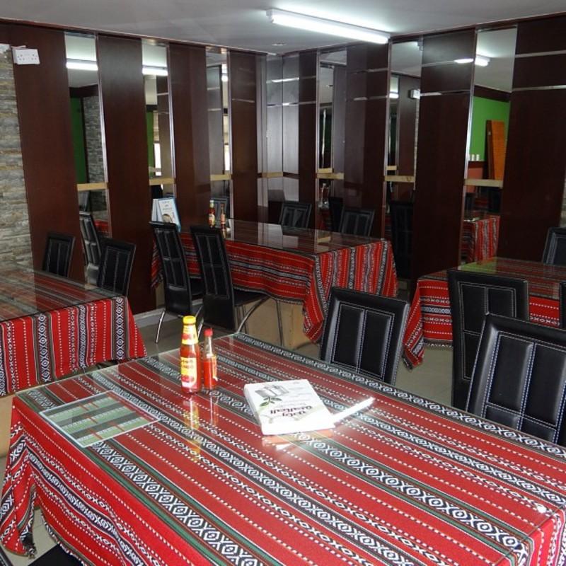 فردوس عدن - المطاعم - مسقط
