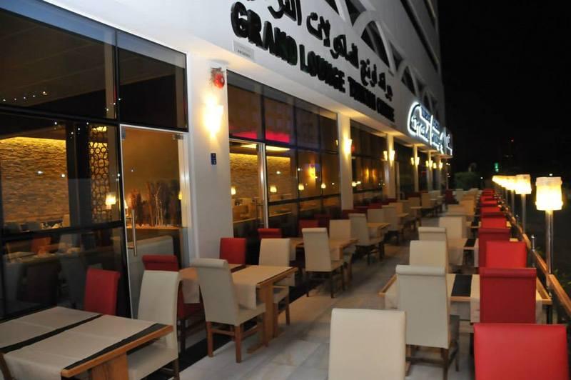 غراند لونج عمان - المطاعم - مسقط