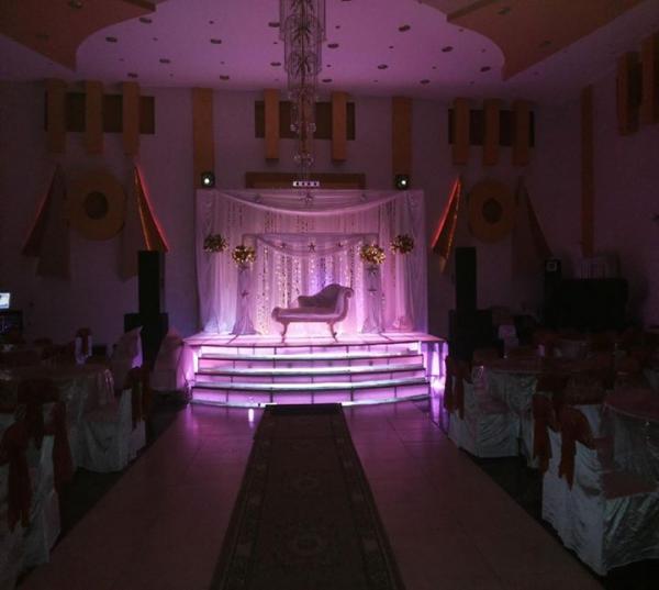 قاعة سما الجوهرى - قصور الافراح - القاهرة