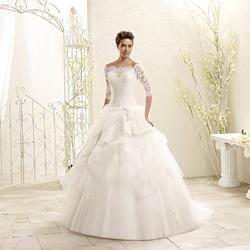 قصر العرائس نادية-فستان الزفاف-الدار البيضاء-1