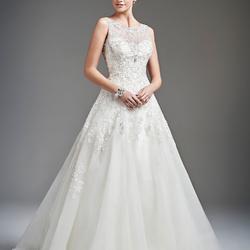 قصر العرائس نادية-فستان الزفاف-الدار البيضاء-6
