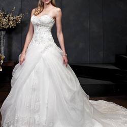قصر العرائس نادية-فستان الزفاف-الدار البيضاء-3