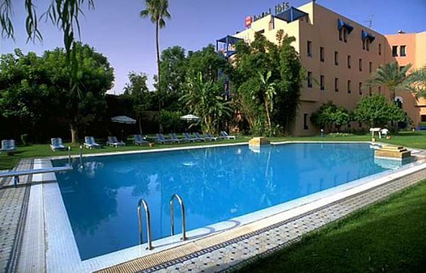 فندق إيبيس مراكش سونتر كار - الفنادق - مراكش