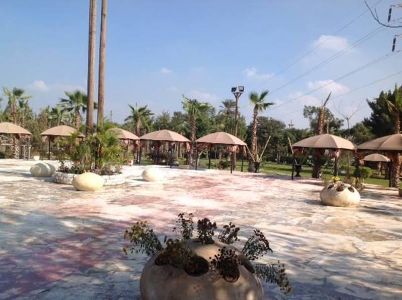 منصورية بارك - الحدائق والنوادي - القاهرة