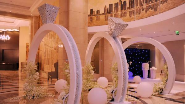 برستيج لتنسيق الحفلات - كوش وتنسيق حفلات - الدوحة