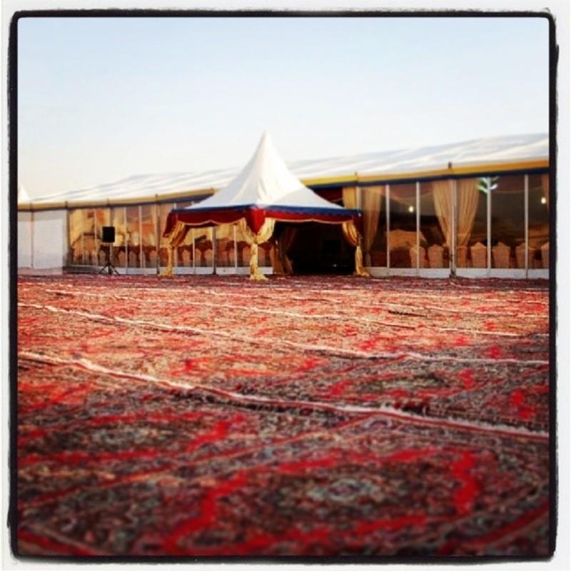 الوطنية للخيام - خيام الاعراس - الدوحة
