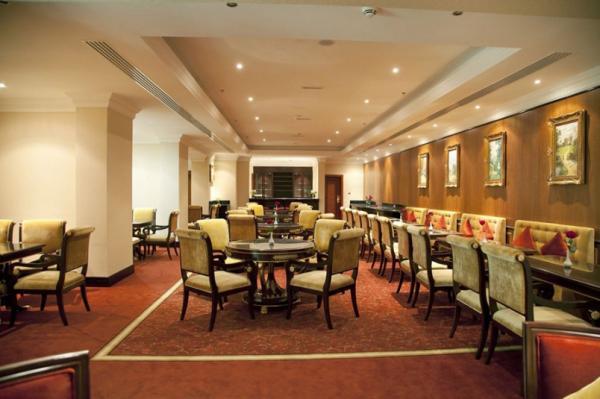 فندق جراند أكسلسيور البرشاء - الفنادق - دبي