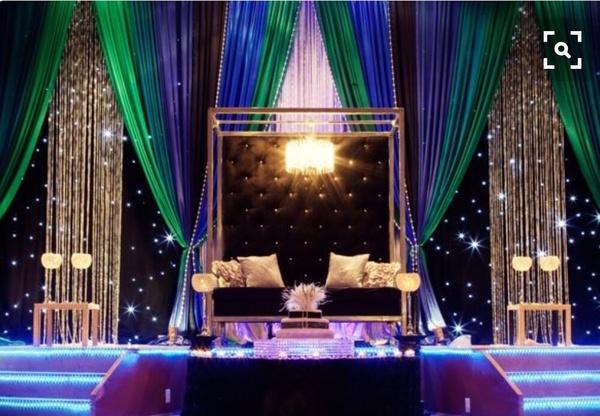 العرس المتميز - كوش وتنسيق حفلات - مسقط