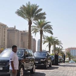 مستر فالية باركينج-سيارة الزفة-الدوحة-2