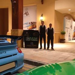 مستر فالية باركينج-سيارة الزفة-الدوحة-4
