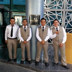 مستر فالية باركينج-سيارة الزفة-الدوحة-3