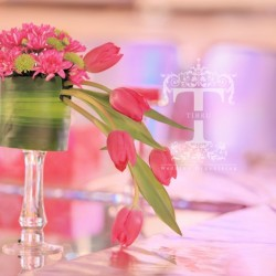 تبرو لحفلات الزفاف-كوش وتنسيق حفلات-الشارقة-4