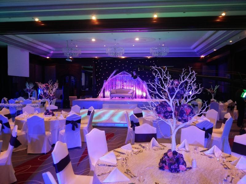 ترانيم لتنظيم الأعراس - كوش وتنسيق حفلات - دبي