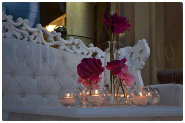 ودّ - زهور الزفاف - دبي