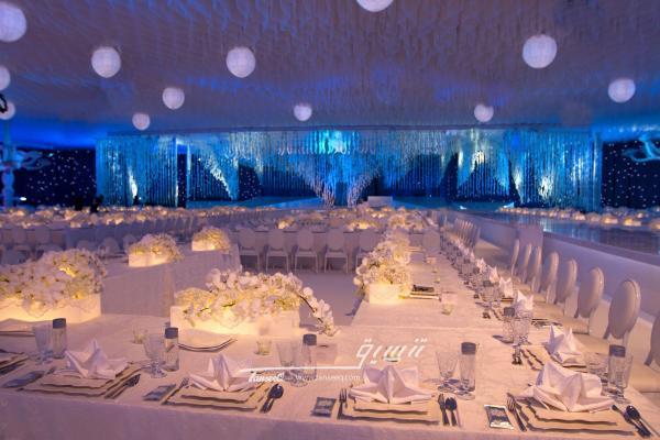 تنسيق لتنظيم الأعراس - كوش وتنسيق حفلات - دبي