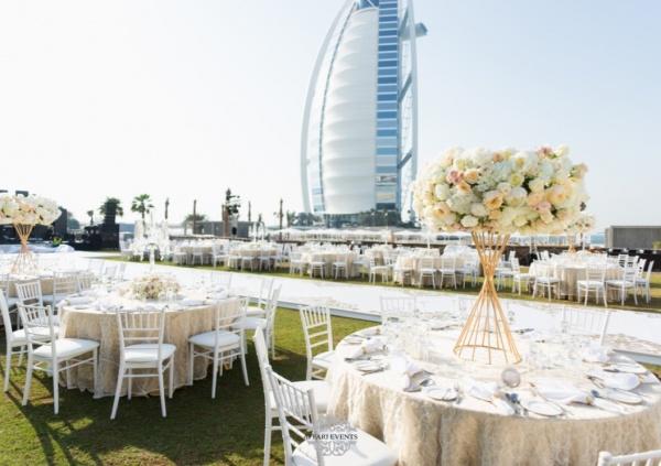 Affari events - كوش وتنسيق حفلات - دبي