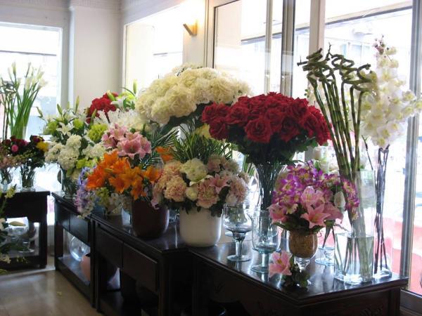 فليرتيشن - زهور الزفاف - القاهرة