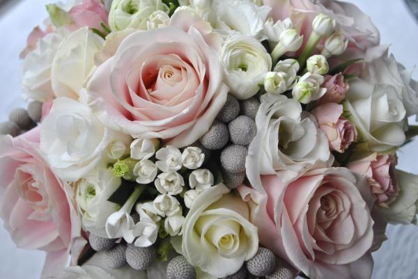 روز لاند - زهور الزفاف - دبي