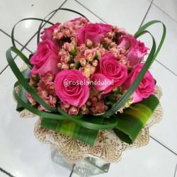 روز لاند-زهور الزفاف-دبي-6