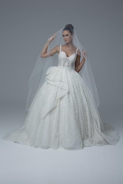 قصر الأناقة لفساتين الاعراس - فستان الزفاف - دبي