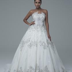 قصر الأناقة لفساتين الاعراس-فستان الزفاف-دبي-4