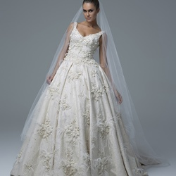 قصر الأناقة لفساتين الاعراس-فستان الزفاف-دبي-5