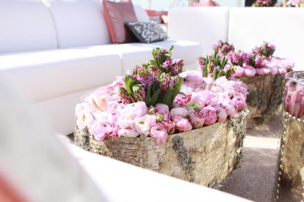 بليس فلاورز - زهور الزفاف - دبي