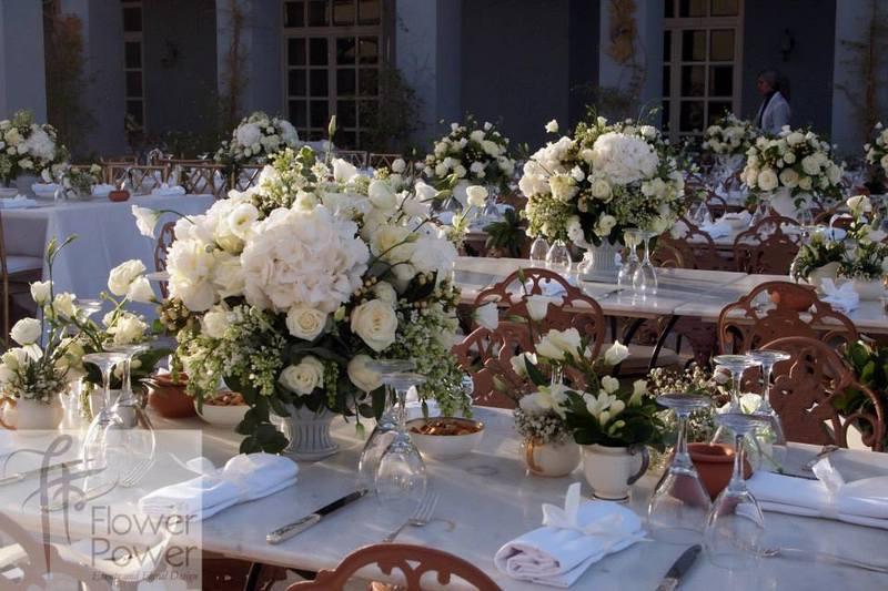 فلاور باور - زهور الزفاف - القاهرة