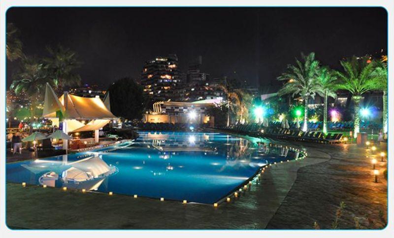 منتجع سيان بيتش - الفنادق - بيروت