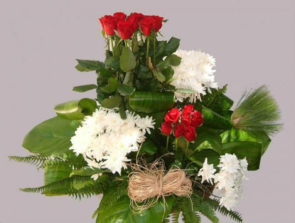 جرين هاوس - زهور الزفاف - القاهرة