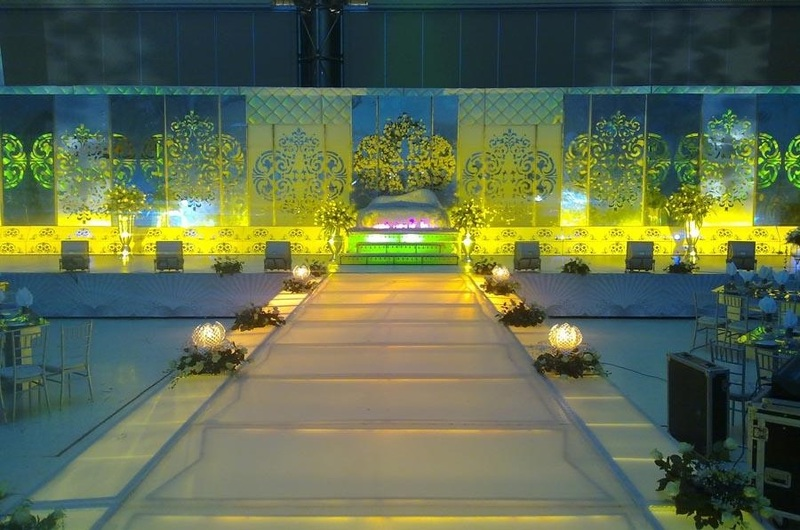 دلة الدار لتنظيم الأعراس - كوش وتنسيق حفلات - أبوظبي