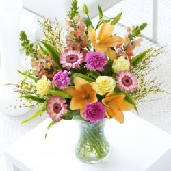 علبة الزهور العالمية-زهور الزفاف-دبي-5