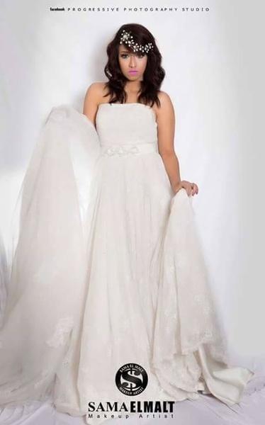 برايد - فستان الزفاف - القاهرة