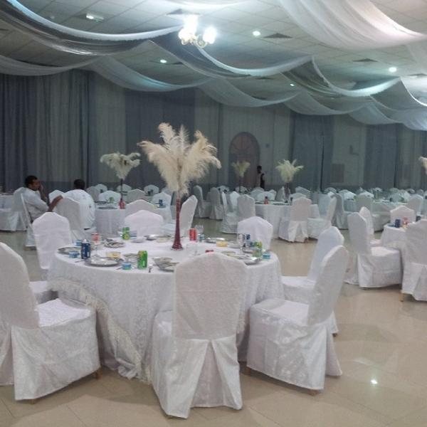 الماسة للضيافة وخدمات الافراح - كوش وتنسيق حفلات - أبوظبي